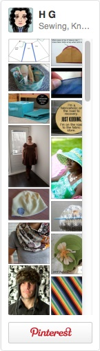 Image of Pinterest board
