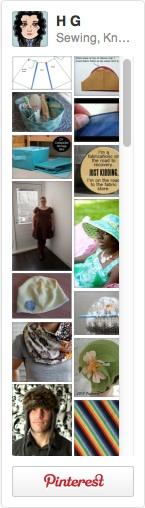 Image of Pinterest board