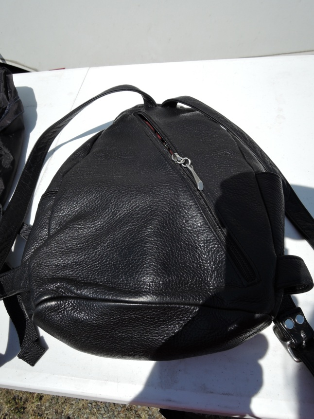 Backpack Leather